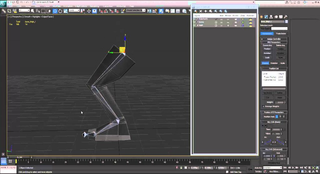 Rigging and Skinning