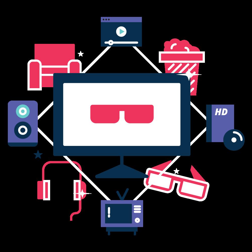 Trends in digital video content.
