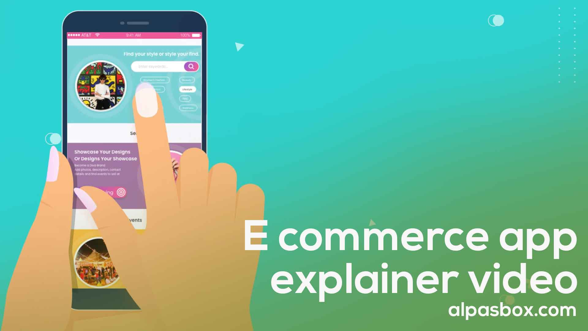 e commerce explainer video